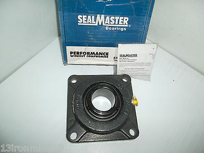 "New Sealmaster Sf-32 Drt Flange Bearing 2"" Pillow Block Sf32Drt  * New In Box *"