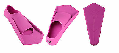 Arena Powerfin Pink Flippers. Swimming Fins. Arena Flippers.Flippers. All Sizes