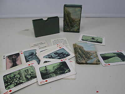 Vintage Rocky Mountain National Park Souvenir Playing Cards