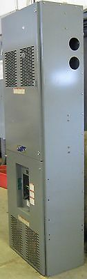 Square D CTC366CU, 600 Amp Main Breaker and CT Cabinet - Switchboard