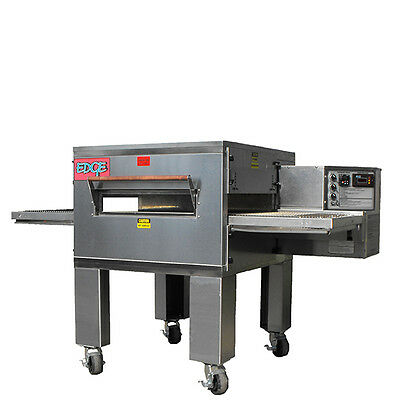EDGE 30 Series Single-Stack Gas Conveyor Pizza Oven