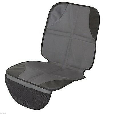 Infant Baby Easy Clean Non Skid watherproof Car Seat Protector Mat Duomat New!!!