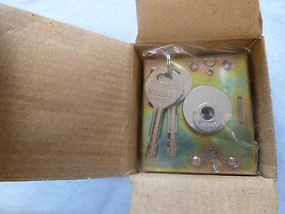 New Function Lower Lock 2 Keys for GTE Protel  Palco Quadrum Pay phone Payphone