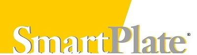 """NEW SmartPlate 9"""" x 12"""" Polyester Laser Printing Plates - 100 Plates"""