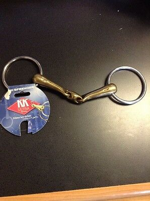 Sprenger Loose Ring French Link Snaffle Size 6 21mm