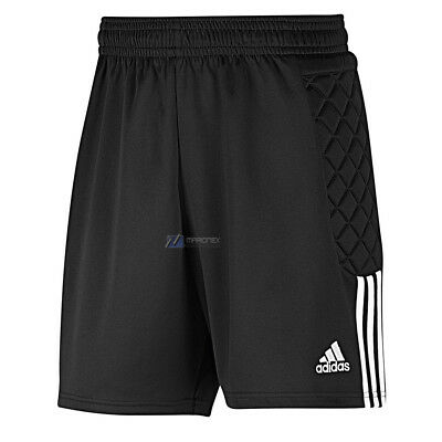 Adidas Performance Men's Goalkeeper Short Tierro Football Goalie Padded Trunks