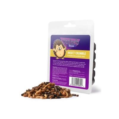 Spikes Dinner Hedgehog Insect Crumble Treat Snack Food 100g