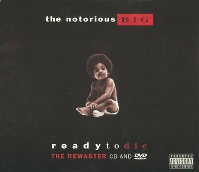Ready To Die - Notorious B.I.G. (2005, CD NUEVO) Explicit Version2 DISC SET