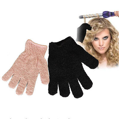 1x Heat Proof Resistant Protective Glove Girls Hair Styling Straightener
