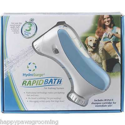 OSTER DOG CAT PET HORSE Hydrosurge Rapid Bath EASY2USE HOME BATHING System *NEW