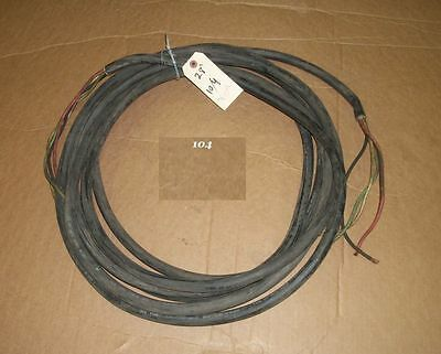 SO/SOW Wire/Cable 28' 10/4
