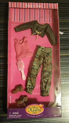 Only Hearts Club Ready To Wear Military Outfit Camouflage Pants, Tank Top, More