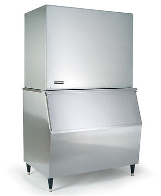 New KOLD-DRAFT Modular Ice Machine 1000Lb Stainless Steel Half-Cube GB1060
