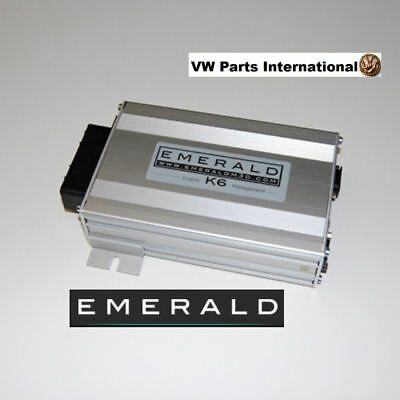 Emerald K6 ECU Pre Configured Standalone ECU Genuine New Kit Custom Tune Race...