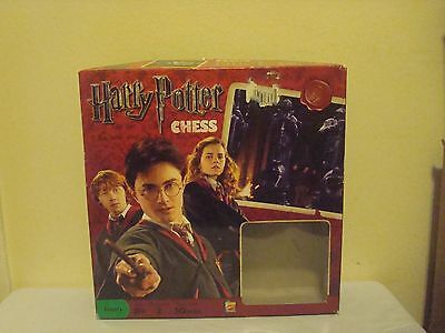 2009 HARRY POTTER CHESS Game - 100% COMPLETE