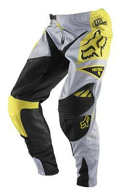 Fox MX Youth 360 Pants MACHINA YELLOW Boys Motocross offroad trail