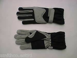 Kart Racing GLOVES BLACK Bambino Cadet Junior Adult Rotax Pro Quad  Motorsport