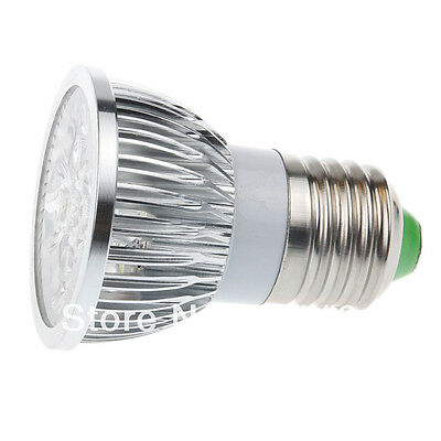4w LED Bulb Diamond Jewellery - E27 6000k - Studio Product Photography