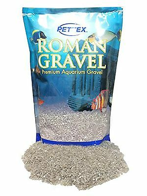 Premium Pettex Roman Gravel Aquatic Natural Mix Aquarium Fish Tank Bowl Floor