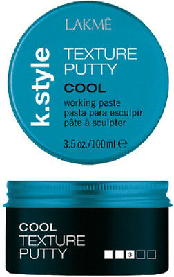 Lakme k.style Cool Texture Putty 100 ml / 3.5 oz.