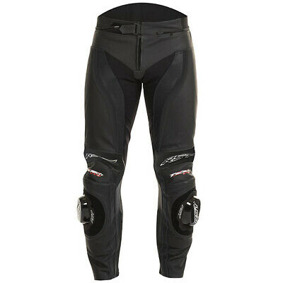 RST Tractech Evo 2 Leather Sports Motorcycle Jeans - Black