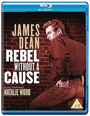 Blu-Ray   James Dean Rebel Without A Cause            Brand New Sealed Uk Stock