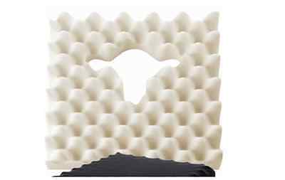 NRS Boneyparts Sero Comfort Pressure Relief Cushion with Washable Cover