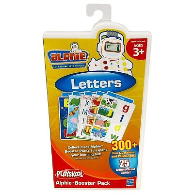 Playskool Alphie Booster Pack ‑ Letters