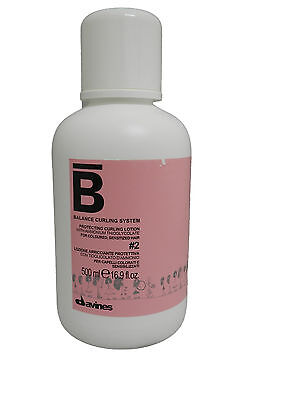 Davines Balance Curling System Protecting Curling Lotion #2 16.9 Ounce