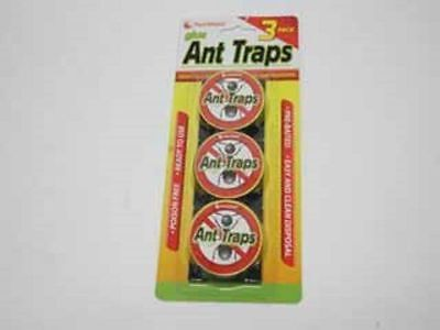 12 packs of 3 glue ant trap cockroaches insects control around your home