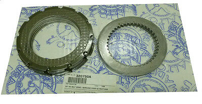 ALTO BDL clutch set, K2 320750A Round dogs, Made in USA