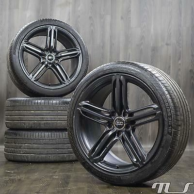 audi a6 s6 4f 19 pouces jantes jantes en alliage roues. Black Bedroom Furniture Sets. Home Design Ideas