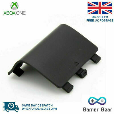 Black Battery Pack Back Cover Shell For Xbox One Wireless Controller