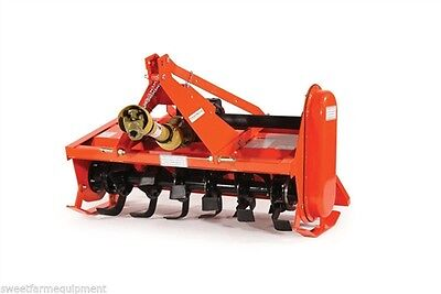 Tarter 4 Ft  Roto Tiller for Compact Tractors *FREE 1000 MILE  FREIGHT SHIPPING*