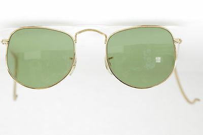 Vintage B&l Ray Ban Usa Sunglasses Made In Italy. Outdoorsman Rb3030 Unworn. Nos