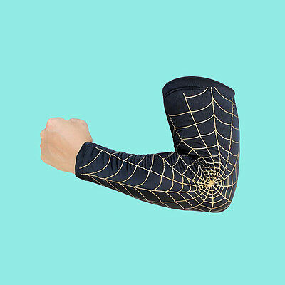 SPIDER WEB Basketball Shooting Sleeve Cover Skidproof Protective gear Wristband
