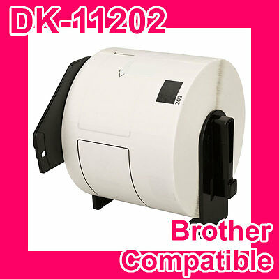 20 Rolls of Compatible Brother DK-11202 Large Shipping Label (GST Included)