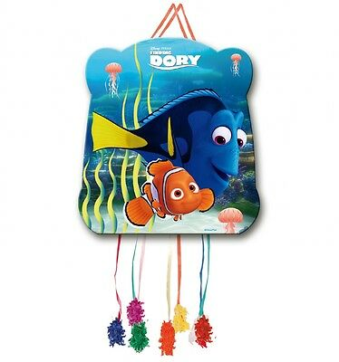 FINDING DORY Party Small Pull String Bag Piñata Vineta - Free  delivery