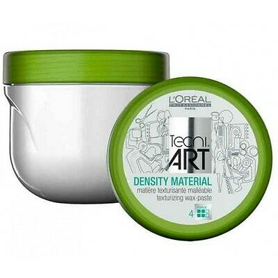 """DENSITY MATERIAL PLAY BALL """"pate gel,cire coiffant L'Oréal Professionnel"""" 100ml"""