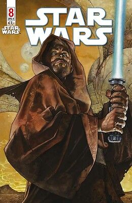 STAR WARS (2015) #8 VARIANT-COVER deutsch (US 9+10)  SIMONE BIANCHI  lim.333 Ex.