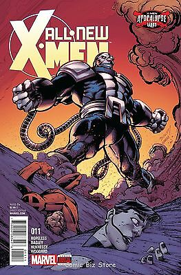 All New X-Men #11 (2016) 1St Printing Bagged & Boarded Aw