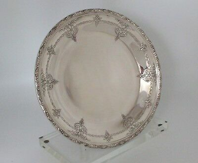 """Towle Old Master Sterling Silver Tray 10 1/4"""""""