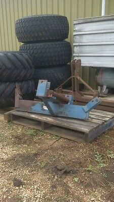 3 point linkage ripper,tractor implement,farm equipment