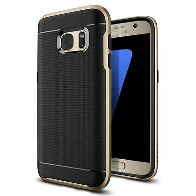 New Luxury 360° Shockproof Protective Hard Case Cover For Samsung Galaxy S7 Edge