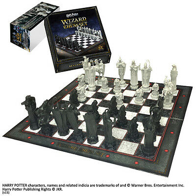 Scacchiera Harry Potter - Wizard Chess Set