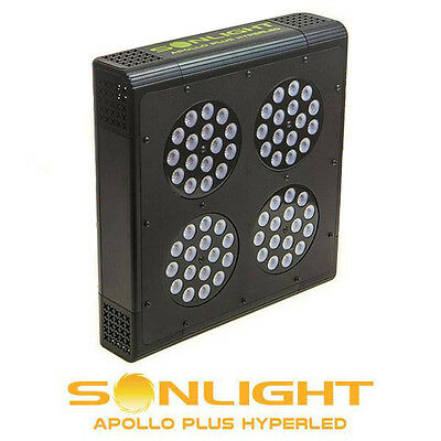 LED Apollo Sonlight PLUS Hyperled 4 (64x3w) 192W