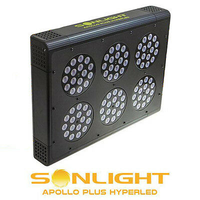 LED Apollo Sonlight PLUS Hyperled 6 (96x3w) 288W
