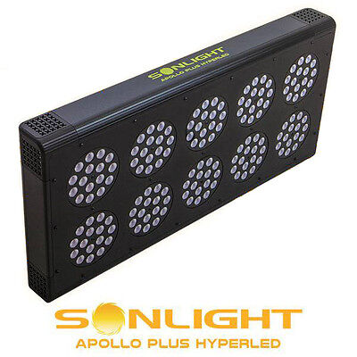 LED Apollo Sonlight PLUS Hyperled 10 (160X3W) 480W