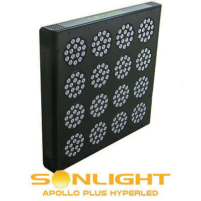 LED Apollo Sonlight PLUS Hyperled 16 (256X3W) 768W