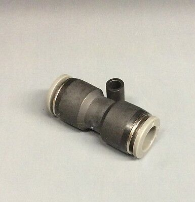 """(5) Push to Connect Straight Union Fittings 1/4"""""""